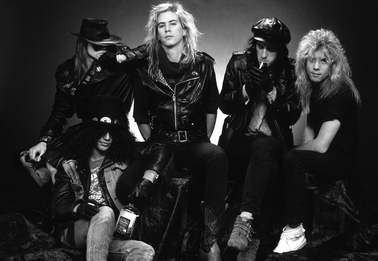 Guns 'N' Roses 1987