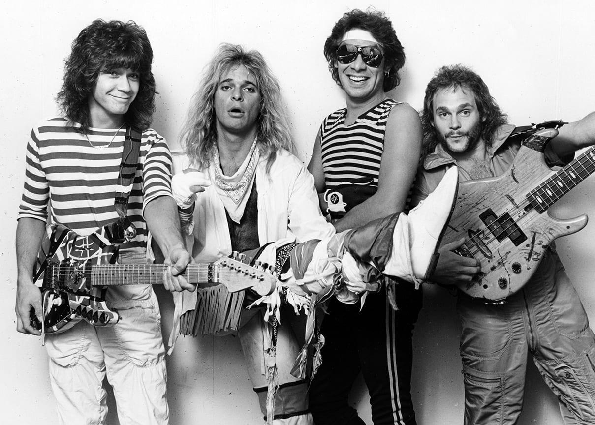 Van Halen 1984 Weiss