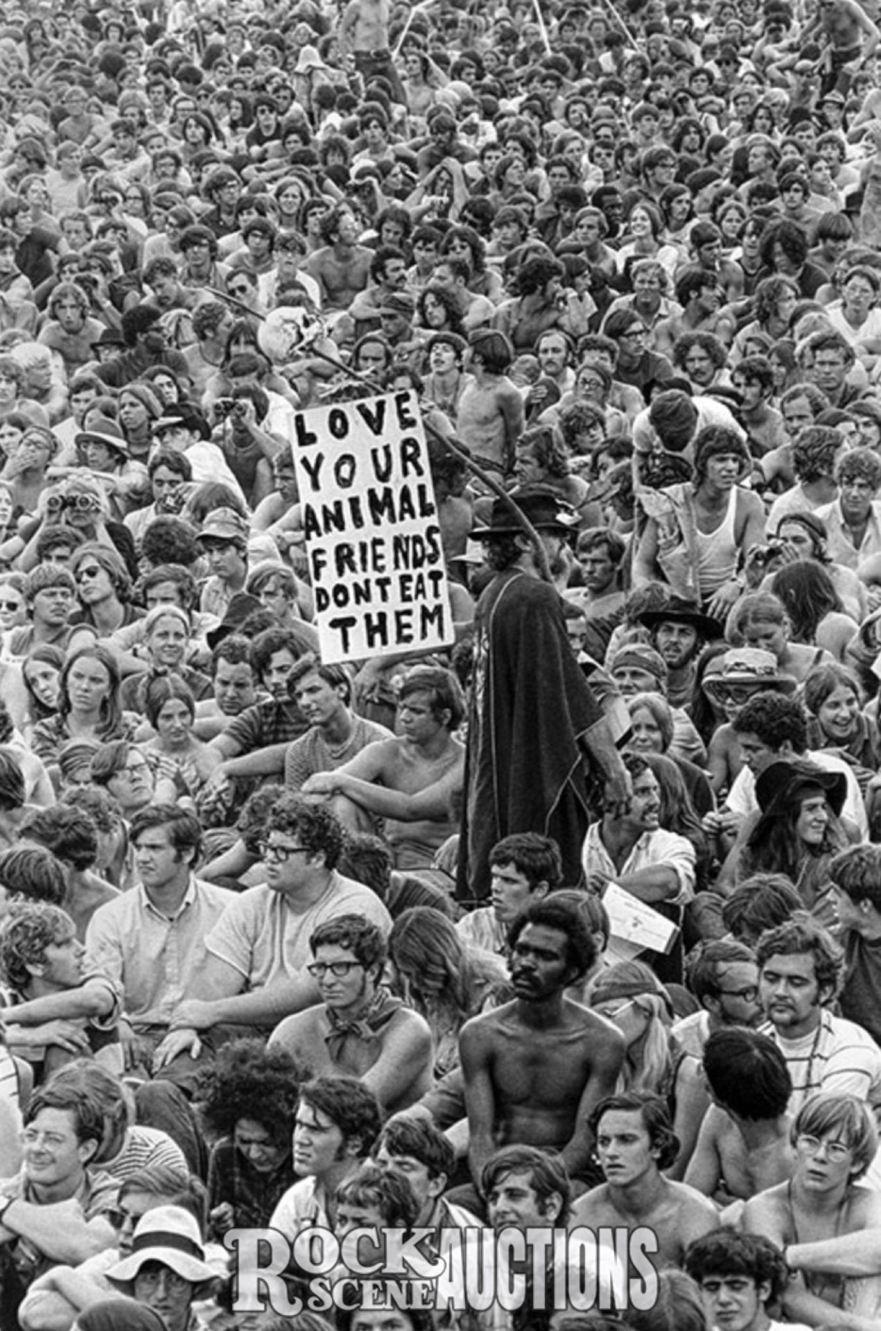 woodstock 1969 Woodstock was the pop culture music event of the decade and arguably to this  day the single most profound event in the history of music acts from all around.