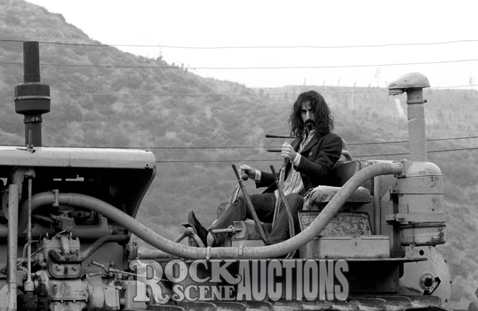 Wolman 121 Frank Zappa 1968
