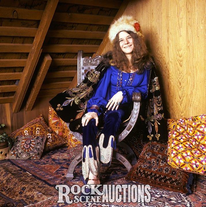 Wolman 124 Janis Joplin 1968