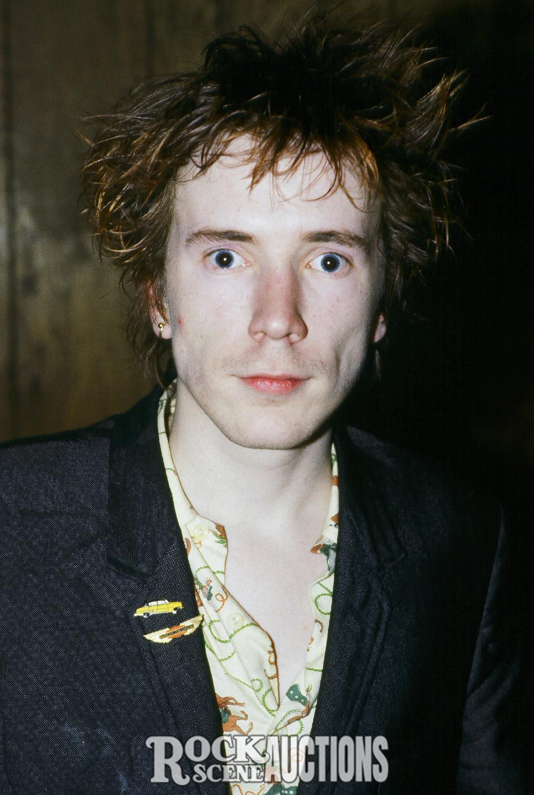 154 Alford Johnny Rotten 1979