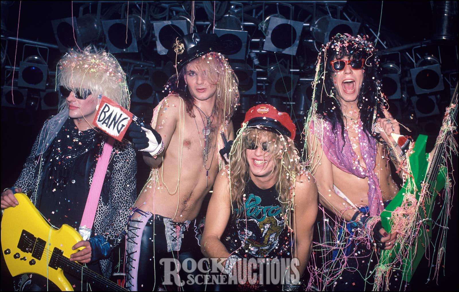 173 Weiss Poison 1986