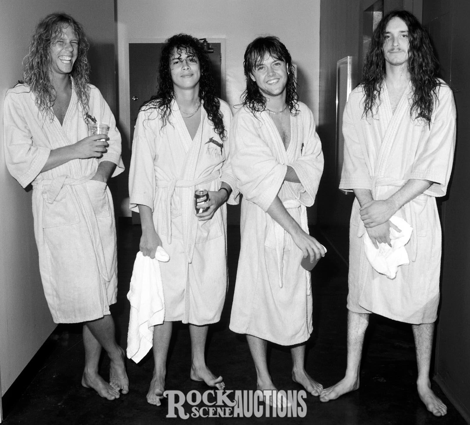 191 Weiss Metallica 1986
