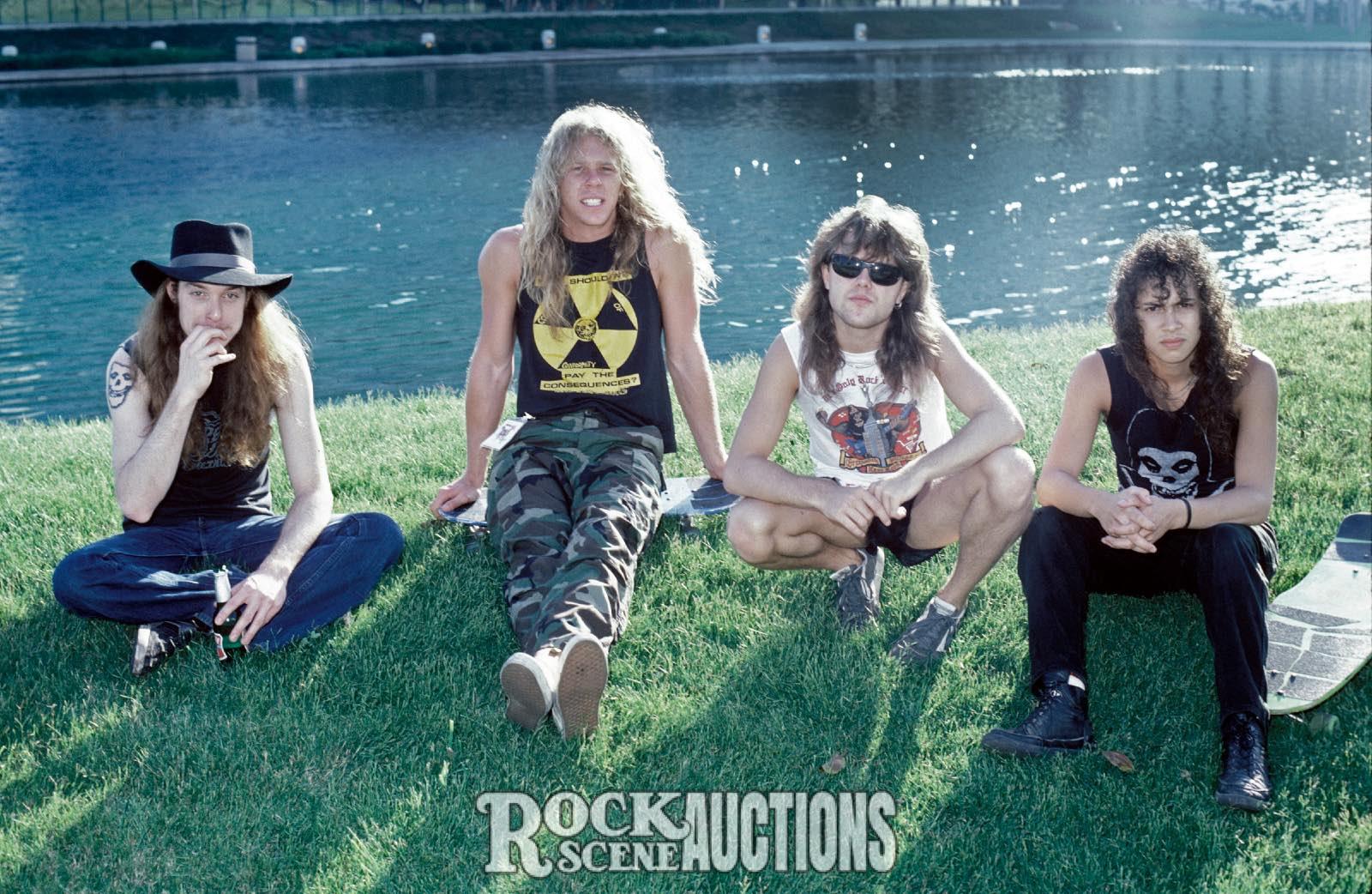193 Weiss Metallica 1986