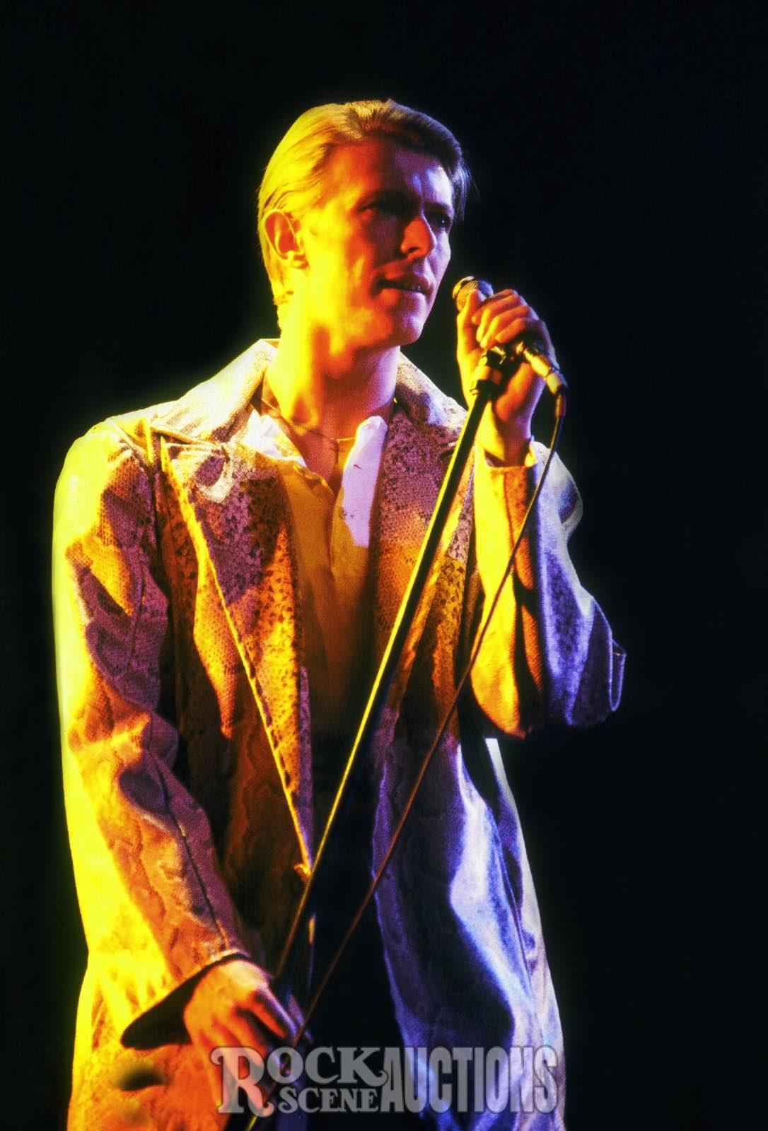 Rsa 26269 Alford David Bowie 1978