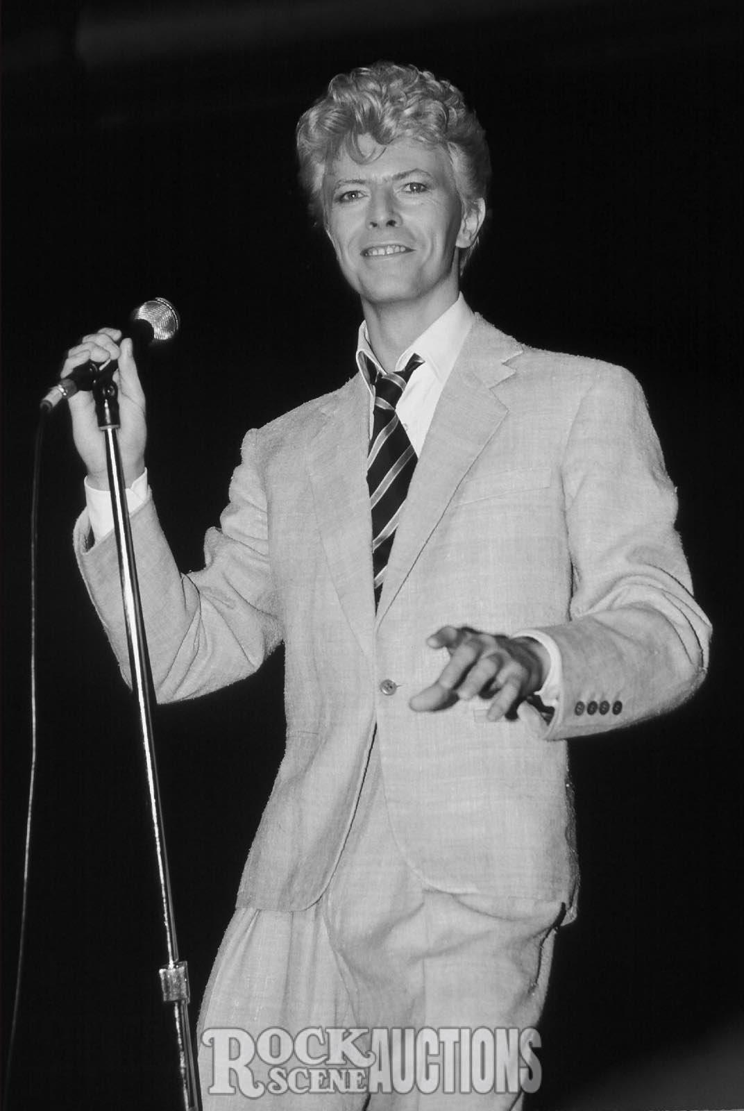 Rsa 265 Alford David Bowie 1983