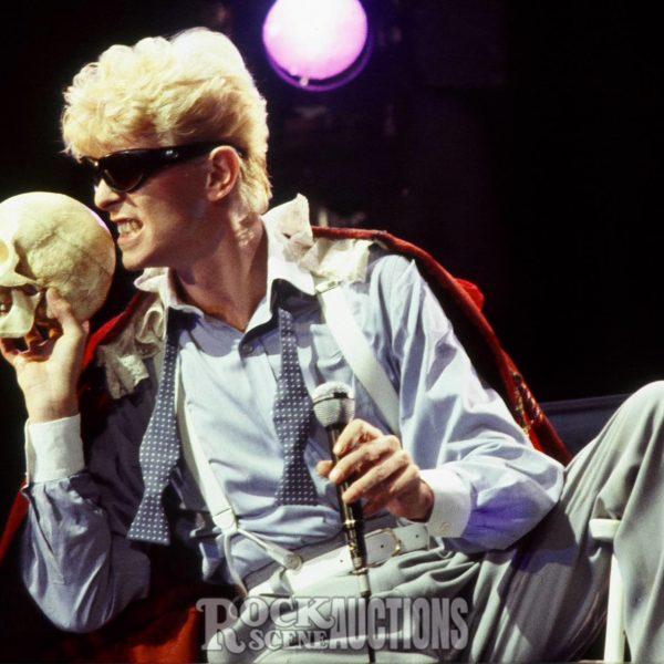 Rsa 266 Alford David Bowie 1983