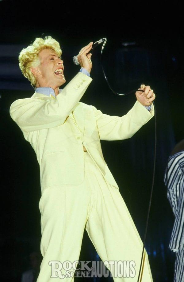 Rsa 268 Alford David Bowie 1983