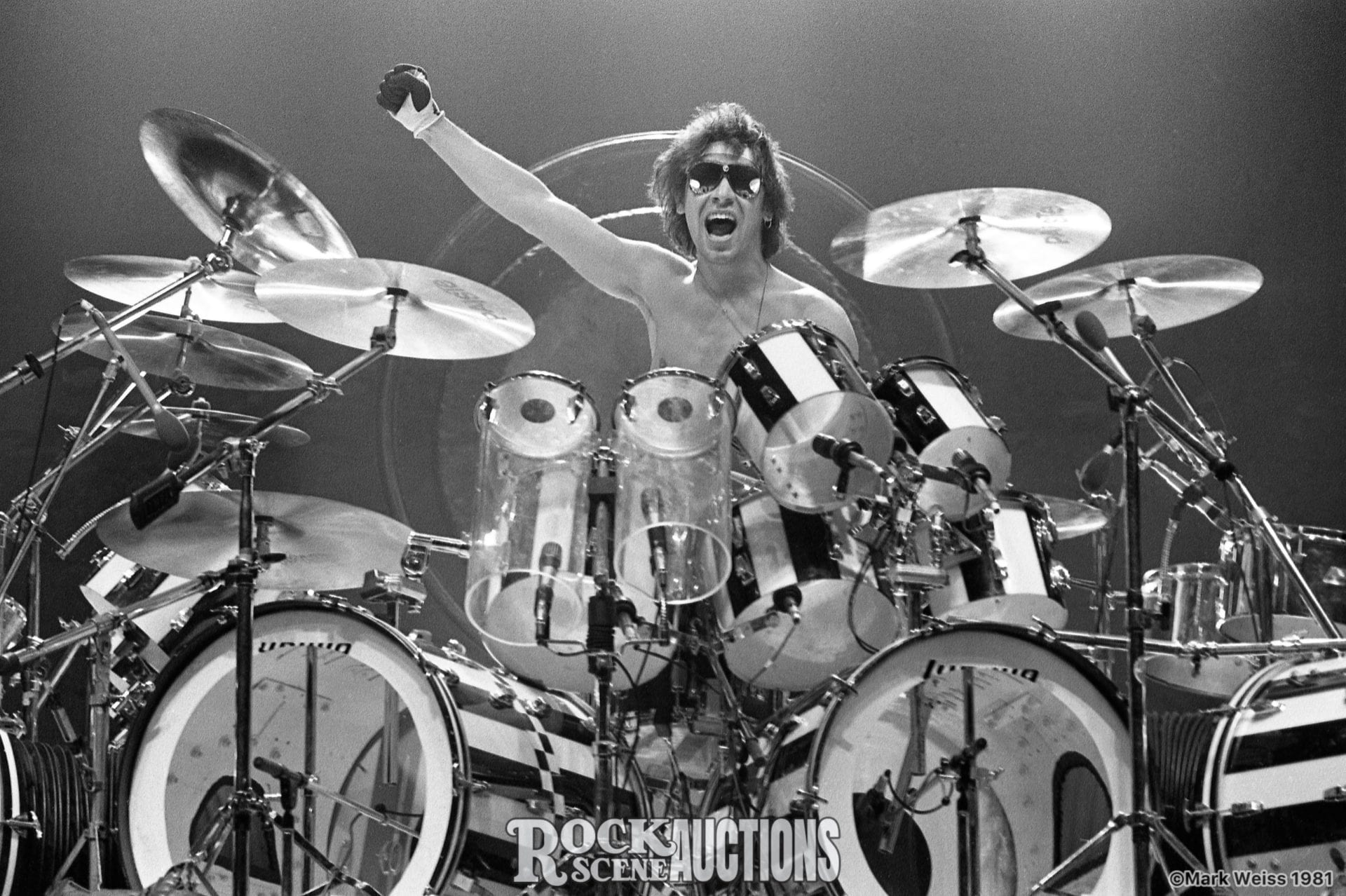 Happy Birthday Alex Van Halen